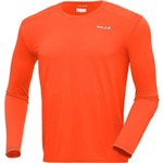 CAMISETA ION UV Masc ML - Vm Laranja GGG - SOLO
