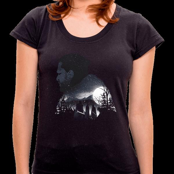 Camiseta Kingdom Of Brave - Feminina PR - Camiseta Kingdom Of Brave - Feminina - P