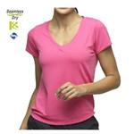 Camiseta Manga Curta Lupo 71617-001 - Rosa - G