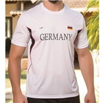 Camiseta Masculina Dry Line Alemanha 125708 Elite