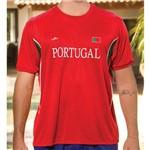 Camiseta Masculina Dry Line Portugal 125706 Elite