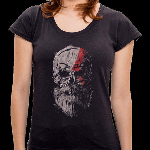 Camiseta Midgard Spartan - Feminina - P