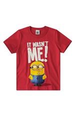 Camiseta Minions® Menino Malwee Kids Vermelho - 4