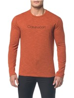 Camiseta Ml Regular Laranja Camiseta Ml Regular - Laranja - PP