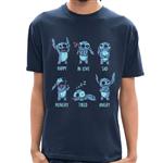 - Camiseta Monster Emotions - Masculina - P