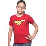 Camiseta Mulher Maravilha P