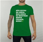 Camiseta Pegada Verde