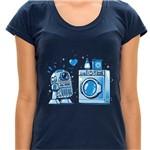 - Camiseta R2D2 In Love - Feminina Camiseta R2D2 In Love - Feminino - P