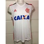 Camiseta Regata Branca Jogo II 2016 2017