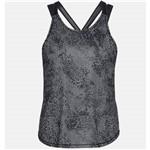 Camiseta Regata Ua Armour Sport Print Strappy Feminina