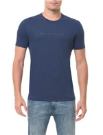 Camiseta Regular Estampa Calvin Klein - PP