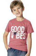 Camiseta Sun Off UV® Menino Malwee Kids Vermelho - 2