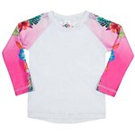 Camiseta Surfista Floral Toddler