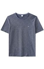 Camiseta Tradicional Bordado Wee! Azul Escuro - M