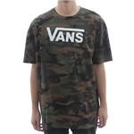 Camiseta Vans Drafted Camo (P)