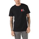 Camiseta Vans Off The Wall Iii - P