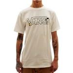 Camiseta Vans Peanuts SS White (P)