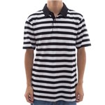 Camiseta Vans Polo Chima Striped (P)