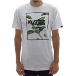 Camiseta Vans Print Box White (P)