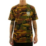 Camiseta Vans Tiger Camo (P)
