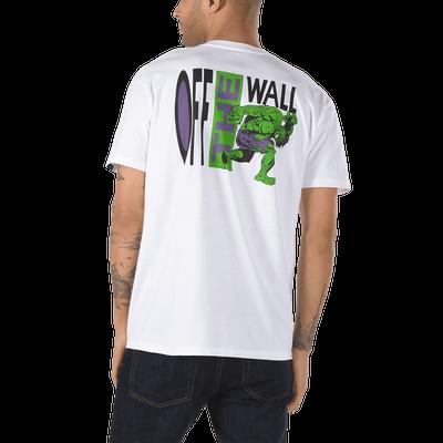 Camiseta Vans X Marvel Hulk - M