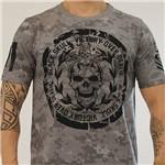 Camiseta Victory - Black Skull