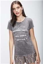 Camiseta Vintage Feminina