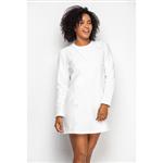 Camisola com Aplicação de Flores - Off White 12001 P