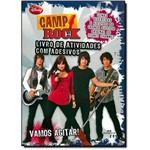 Camp Rock: Livro de Atividades com Adesivos