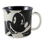 Caneca Ceramica 350 Ml Mickey 90 Anos Preta 10022841