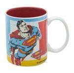 Caneca de Porcelana 300ml Superman Urban