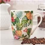 Caneca de Porcelana 330ml Rojemac Pineapple Party Pineapple Party
