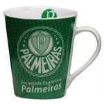 Caneca de Porcelana do Palmeiras Verdão 300 Ml