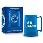 Caneca Gel 300ml - Cruzeiro Azul