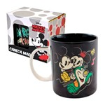 Caneca Magic Mickey e Minie 300 Ml