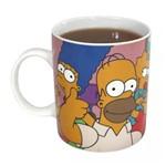 Caneca Mágica Fámilia os Simpsons