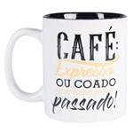 Caneca Personalizada - Café Expresso ou Coado