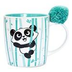 Caneca Pompom Panda - Uatt