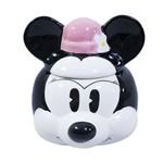 Caneca Porcelana Rosto Minnie Cartoon - Disney