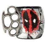 Caneca Soco Inglês Deadpool Unica