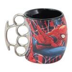 Caneca Soco Inglês - Homem Aranha