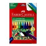 Canetinha Grip Lavável - Faber-Castell Estojo com 12 Cores Ref 150512