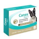 Canex Plus 3 1 Blister com 4 Comprimidos Ceva