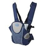 Canguru Burigotto Kangoo Azul para Crianças de 3,5kg a 11kg