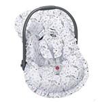 Capa Bebê Conforto Unicórnio Rosa 3 Peças