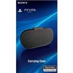 Capa Case Protetora Psvita Couro Original Sony Carrying Case