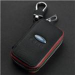 Capa Chave de Couro Ford Focus Fusion Ranger Edge Ecosport
