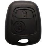Capa Frontal Chave Peugeot 206 207 307 Hoggar Alarme