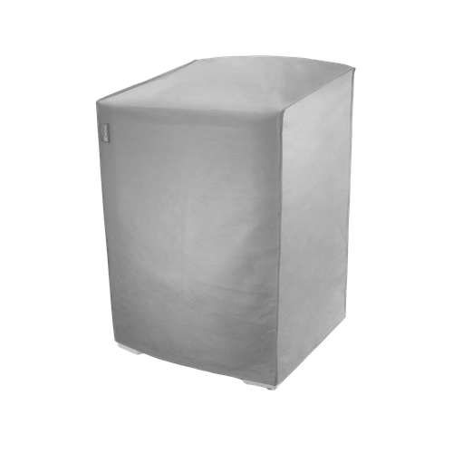 Capa Cinza para Lavadora Electrolux Tamanho P