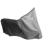 Capa Cobrir Moto MAX Racing PVC Termica Preta GG CB 600 Hornet / CBR 900 RR / CBR 1000 RR / CBR 1100